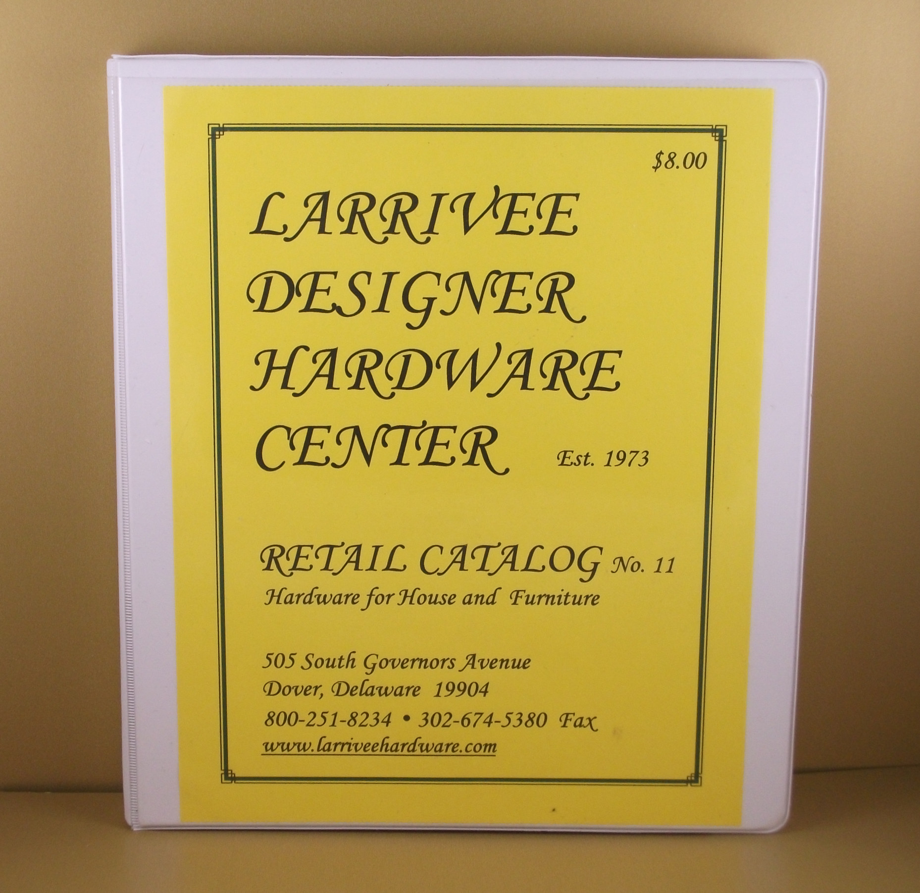 Our Paper Catalog