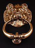 Loin's Head Doorknocker